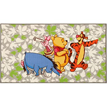 ToyOne Disney Winnie Pooh & Friends Kinder Teppich