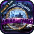 Hidden Object Haunted Amusement Theme Park- Objects Time Puzzle Photo Seek & Find FREE Game