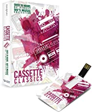 Music Card : Cassette Classics - 320 kbps MP3 Audio (4 GB)