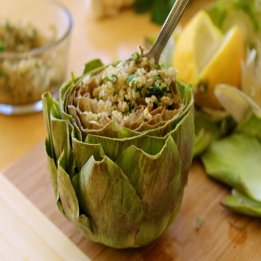 Artichoke Recipes (Pot Crock Restaurant)