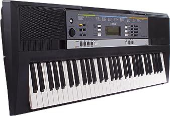 YAMAHA Digital Musik Keyboard Klavier YPT-240 - Verbindung zu iPhone, iPad oder iPod touch möglich*