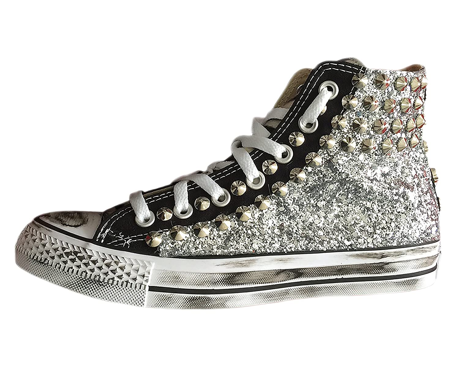 all star alte glitter