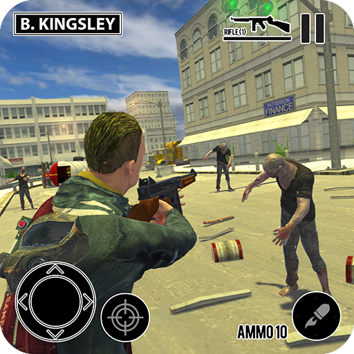 Deadly Town (Of Duty Zombies Call Free)