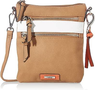 Rieker Damen H1009 Handtasche, 170x10x190