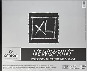 """CANSON XL Series Newsprint, 9"""" x 12"""""""