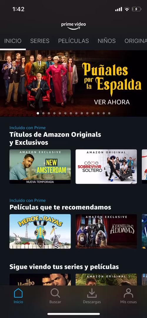 Amazon.es:Opiniones de clientes: Amazon Prime Video