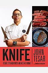 Knife Hardcover