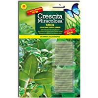 Crescita Miracolosa Bastoncini Bastonciniper Piante Verdi, Verde, 15.0x0.7x23.5 cm