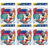 Juego de 6Vileda Turbo 2in1Easy Wring & Clean; 6 cabezales de repuesto