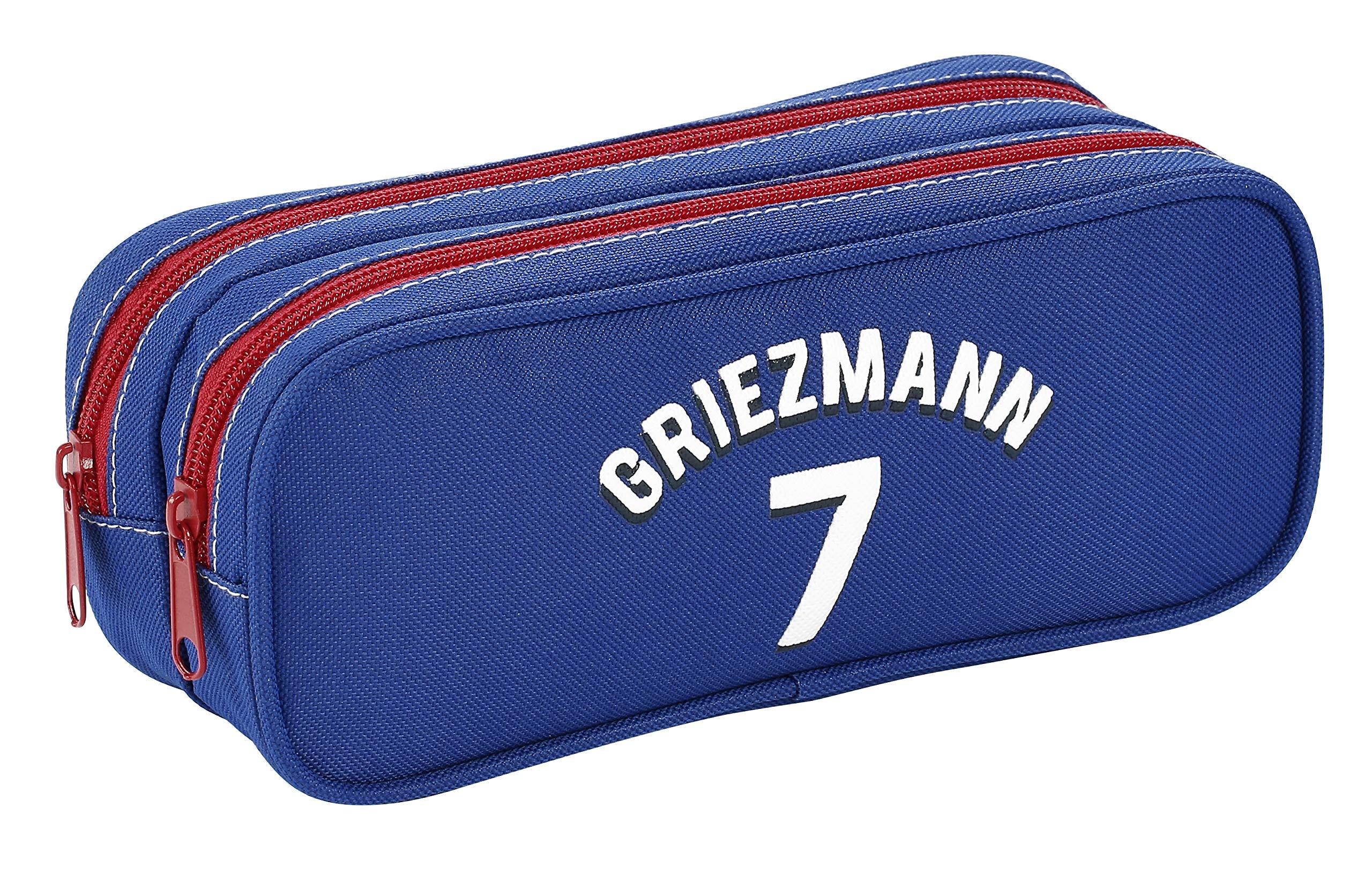 Antoine Griezmann Seven Estuches 22 Centimeters Azul (Bleu)
