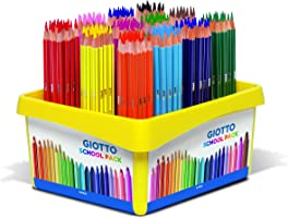 Giotto Schoolpack 192 Pz Stilnovo-16 X 12, Colori Assortiti, 5234 00