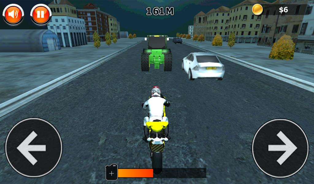 Image of Angry Night Moto Drive