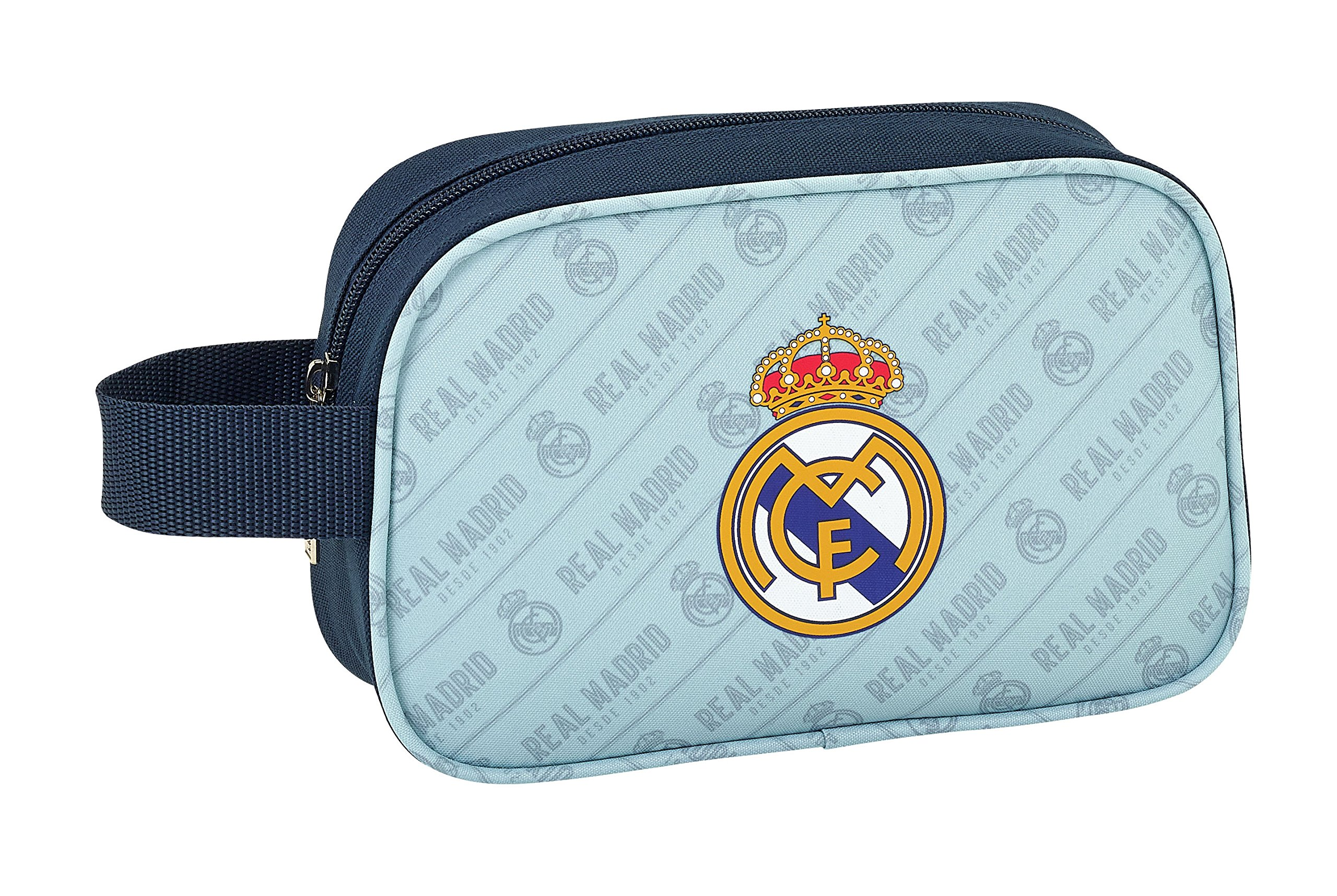 Safta Neceser Real Madrid Corporativa Oficial Pequeño 220x80x135mm