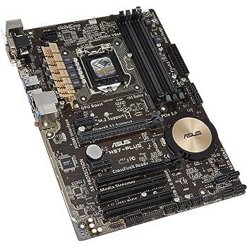 Asus Intel H97-PLUS Motherboard