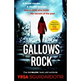 Gallows Rock: A Nail-Biting Icelandic Thriller With Twists You Won't See Coming (Freyja and Huldar Book 4) (English Edition)