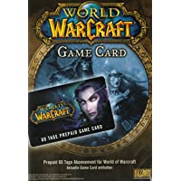 World of Warcraft - GameCard (60 Tage Pre-Paid) [PC Code]