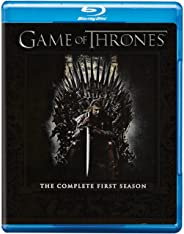 Game of Thrones Complete First Season on Blu-ray with dts-HDMA