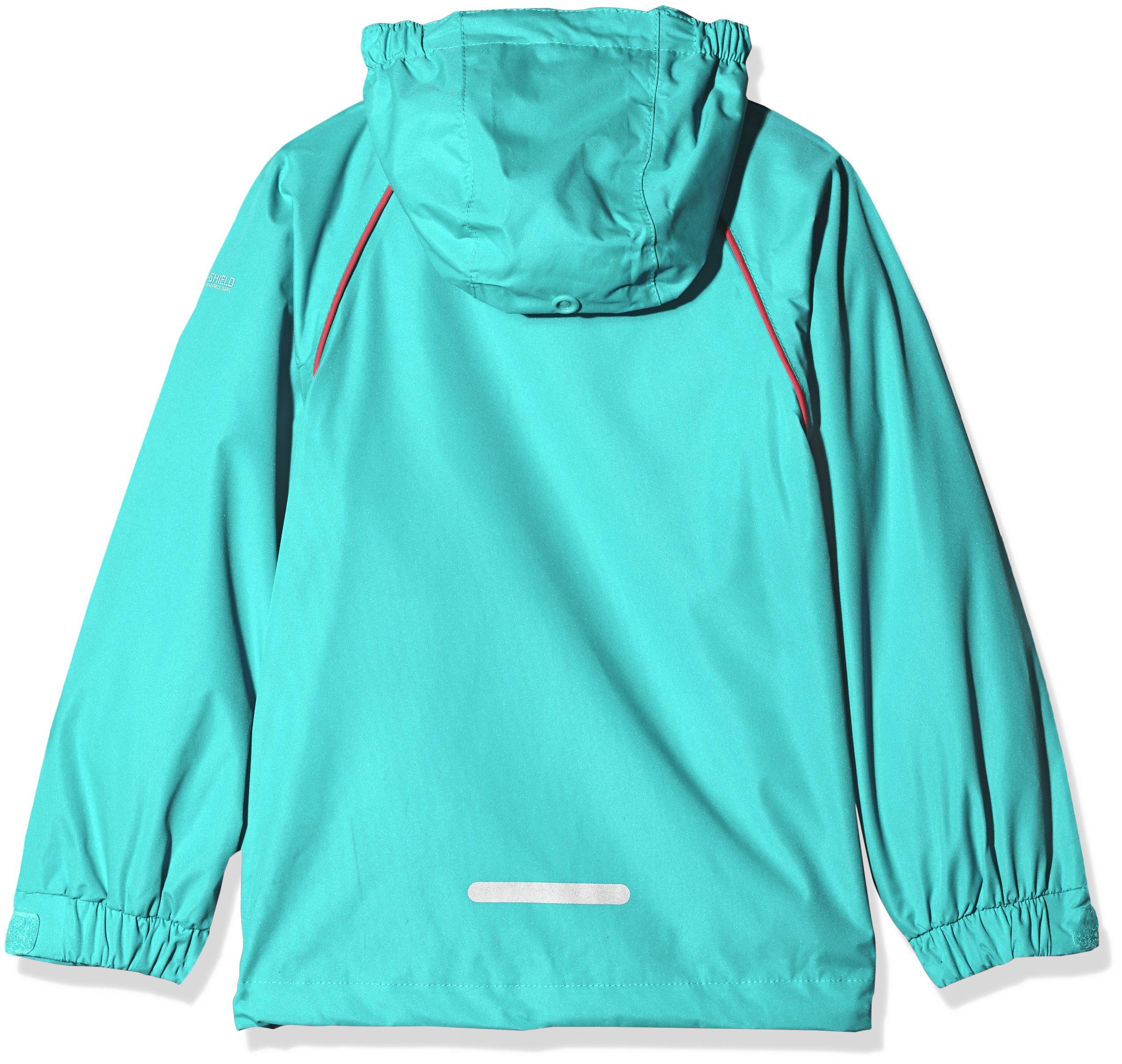 Trespass Kids' Lunaria Waterproof Rain/Outdoor Jacket 2