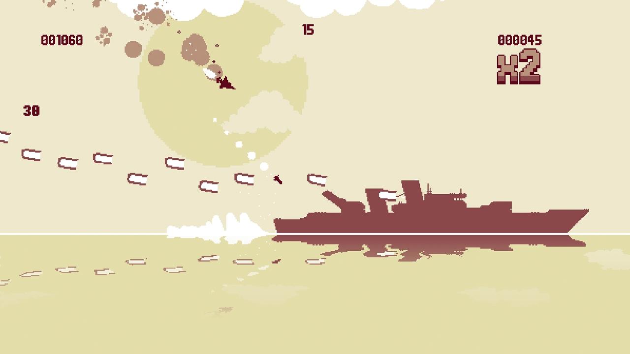 Luftrausers Screenshot