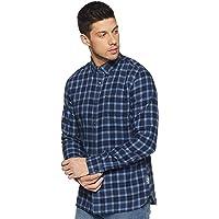 Amazon Brand - Inkast Denim Co. Men's Slim Fit Casual Shirts