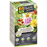 Compo Bio Stop Insecticida Concentrado para hortícolas, Apto para Agricultura ecológica, Control de plagas en hortalizas y Pl