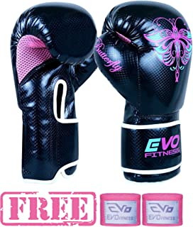 Weitere Sportarten BAY® SKULL Miniboxhandschuhe Kinder Junior Boxhandschuhe Junioren Größe 4 6 8 10
