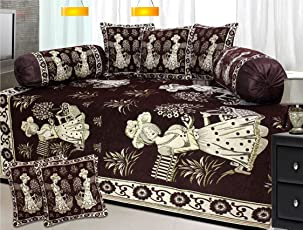 diwan set of 8 pieces fancy