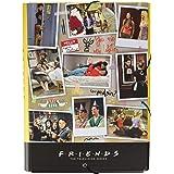 Erik® - Chemise Cartonnée A4 Friends | Chemise à Rabats Rigide | Pochette Cartonnée 24 x 34 cm | Fournitures Scolaires, Fourn