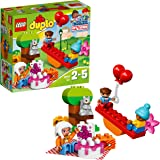 LEGO 10832 Duplo Town födelsedag picknick småbarn leksak