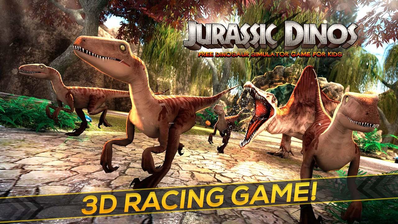 Dinospiele