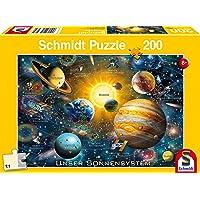 Schmidt Spiele Puzzle pour Enfant 56308-200 pièces.