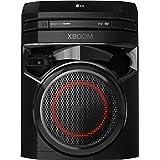 LG XBOOM ON2DN Party-luidspreker, Onebody-geluidssysteem (Bluetooth, HDMI, karaoke-functie), zwart [modeljaar 2020]