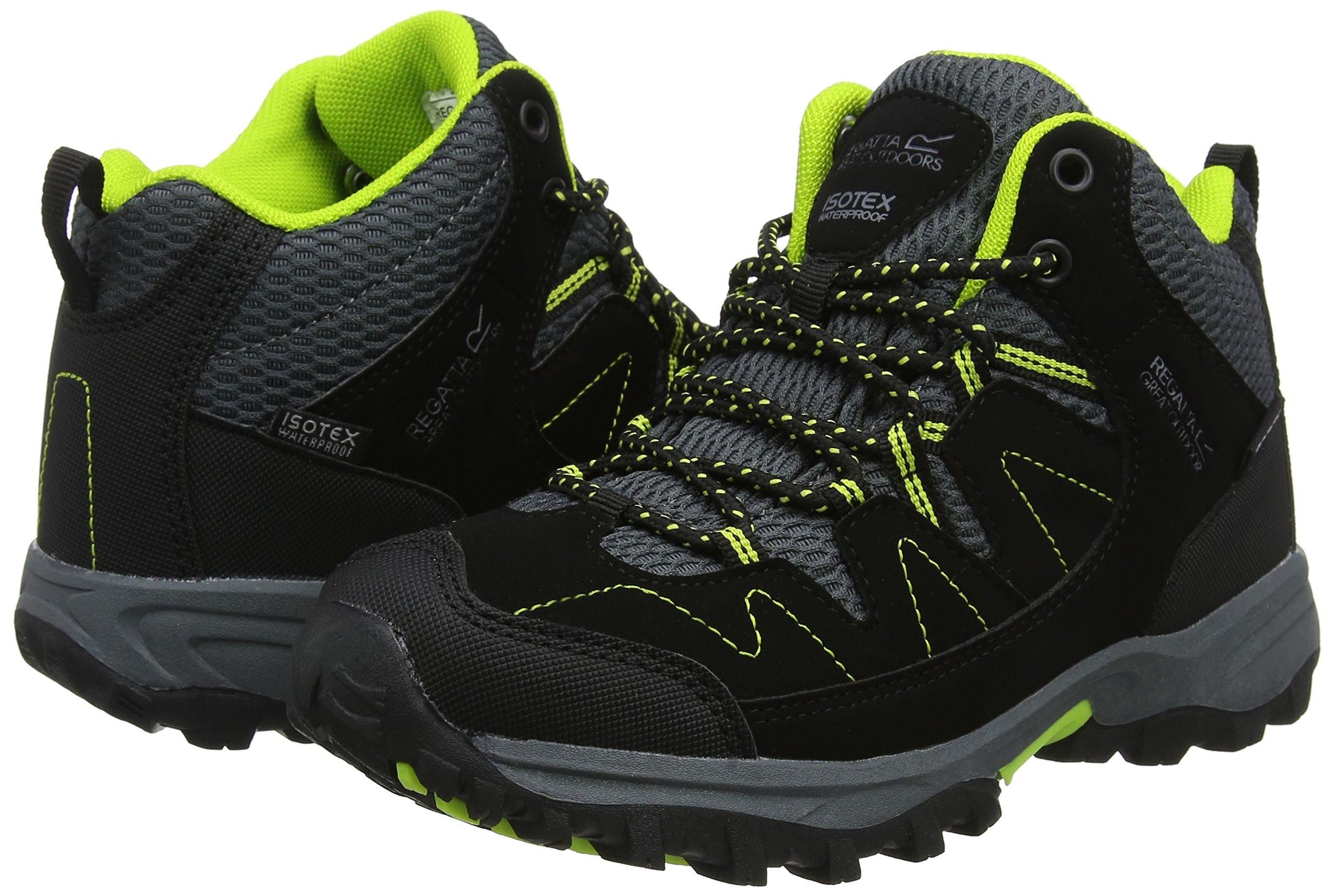 Regatta Holcombe Mid Jnr, Unisex Kids' High Rise Hiking Boots 5