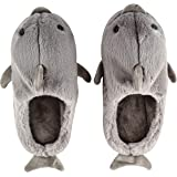 Irsoe Comfortable Indoor/Outdoor Soft Bottom Fur Slippers |Womens Flipflop |Womens Dolphin Designed Slippers |Girls…
