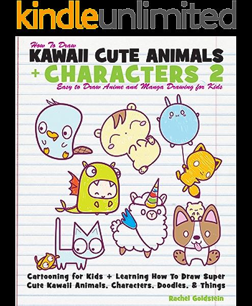 Cute Kawaii Doodles Ebook Alberto Sarah Amazon In Kindle Store