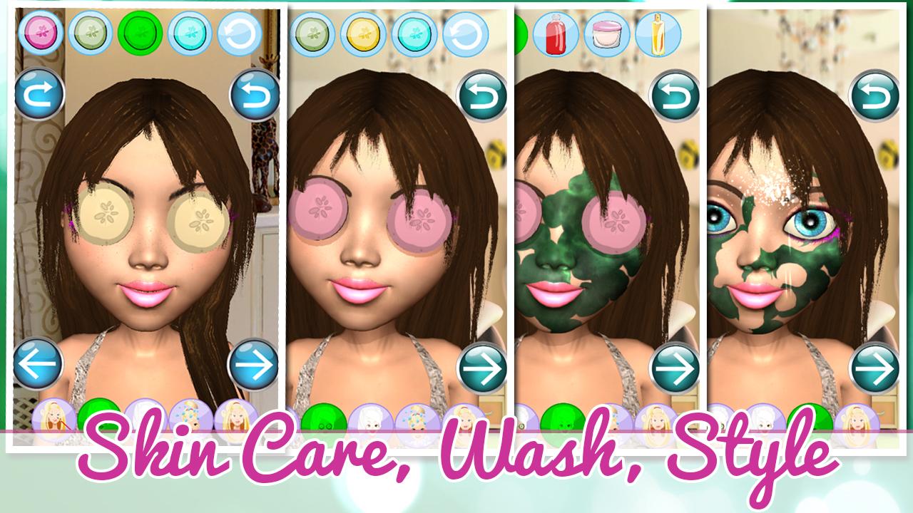 Zoom IMG-3 princess game salon angela 3d