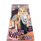 Bratz 20-lecie Edycja Specjalna Oryginalna Lalka Modowa Cloe - Holograficzne Opakowanie i Plakat - Kolekcjonerska - Motyw 20-