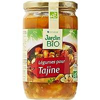 Jardin Bio Légumes pour Tajine 650 g - Lot de 3