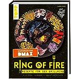 Ring of Fire. Rezepte für den Grillring. Fleisch, Burger & Vegetarisches - Empfohlen von DMAX: Leckere Rezepte mit Fleisch un