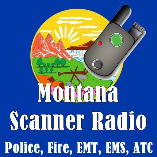 Montana Scanner Radio FREE
