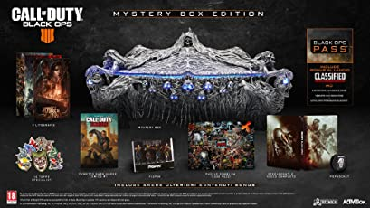 Call of Duty Black Ops IIII - Mystery Box Edition - Special Limited - PlayStation 4