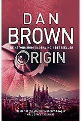 Origin: (Robert Langdon Book 5) Sunday Times bestseller Kindle Edition