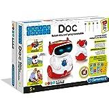 Clementoni Doc Robot Éducatif Parlant Programmable, 52252