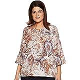 MyBlush Women's Regular Fit Shirt
