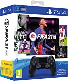 EA Sports Fifa 21 DualShock 4 Wireless Controller Bundle - PlayStation 4 [Edizione: Regno Unito]