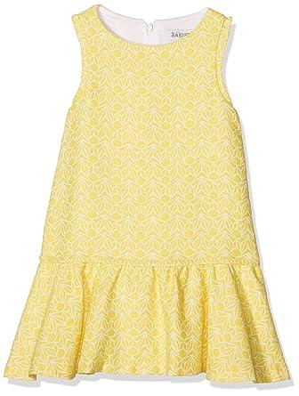 Robe jean bourget jaune