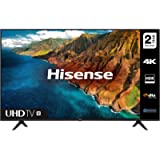 HISENSE 50AE7000FTUK 50-inch 4K UHD HDR Smart TV with Freeview play, and Alexa Built-in (2020 series) [Amazon Exclusive…