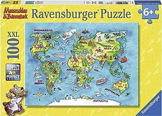 Ravensburger 10595 - Reise um die Welt