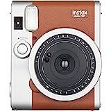 Fujifilm Instax Mini 90 Neo Classic Camera, bruin, Mini 90 NEO
