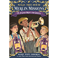 A Good Night for Ghosts (Magic Tree House: Merlin Missions Book 14) (English Edition)